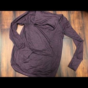Gap Maternity Workout Shirt